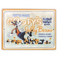 Goofy's Candy Co. Jelly Beans Wall Sign
