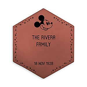 Commemorative Legacy Paver - 6'' - Personalized