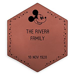 Commemorative Legacy Paver - 8'' - Personalized