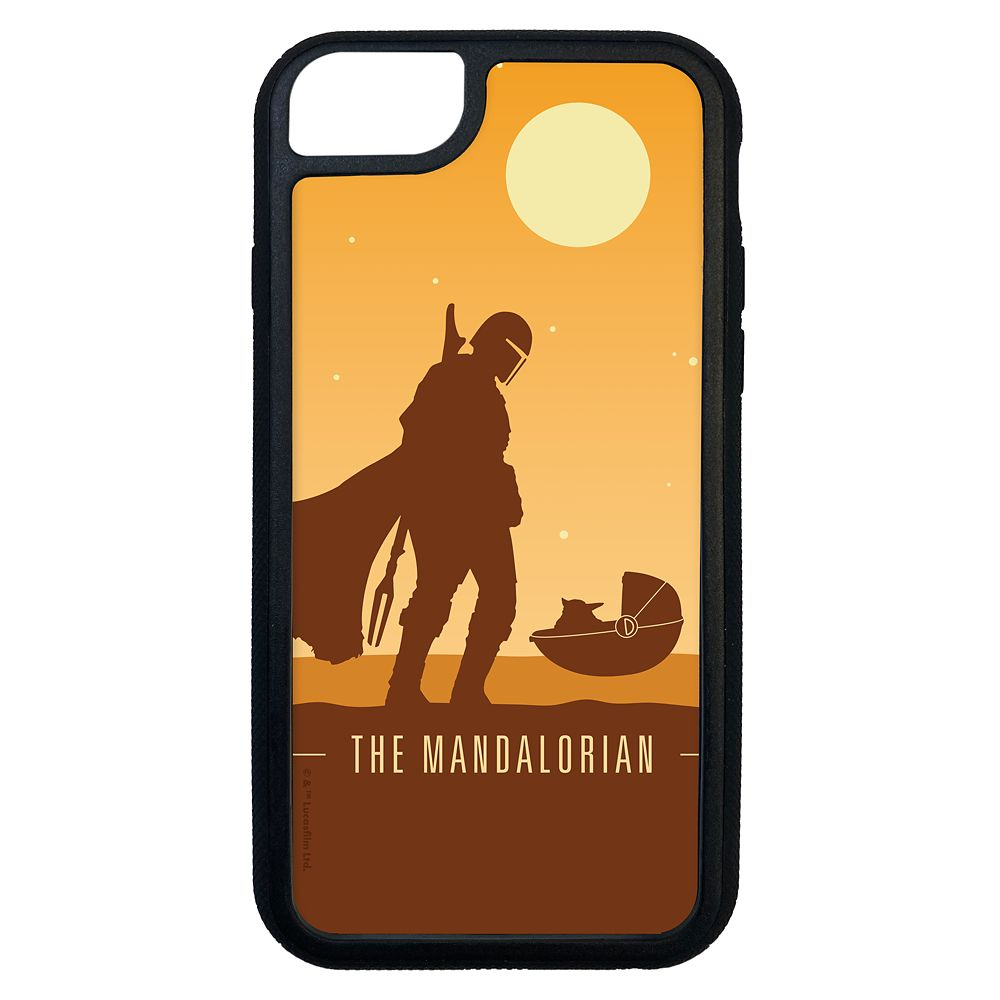 Star Wars: The Mandalorian iPhone 6/6s/7/8 Case