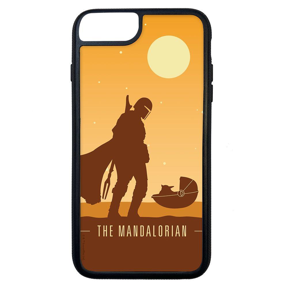 Star Wars: The Mandalorian 6 Plus/6s Plus/7 Plus/8 Plus Case