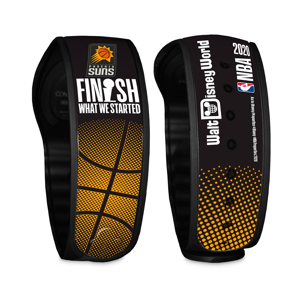 Phoenix Suns ''Finish What We Started'' MagicBand 2 – NBA Experience