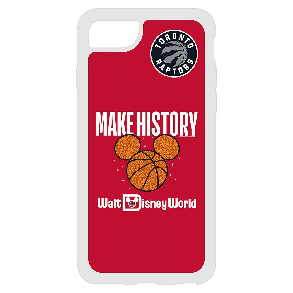 Toronto Raptors ''Make History'' iPhone Case – NBA Experience