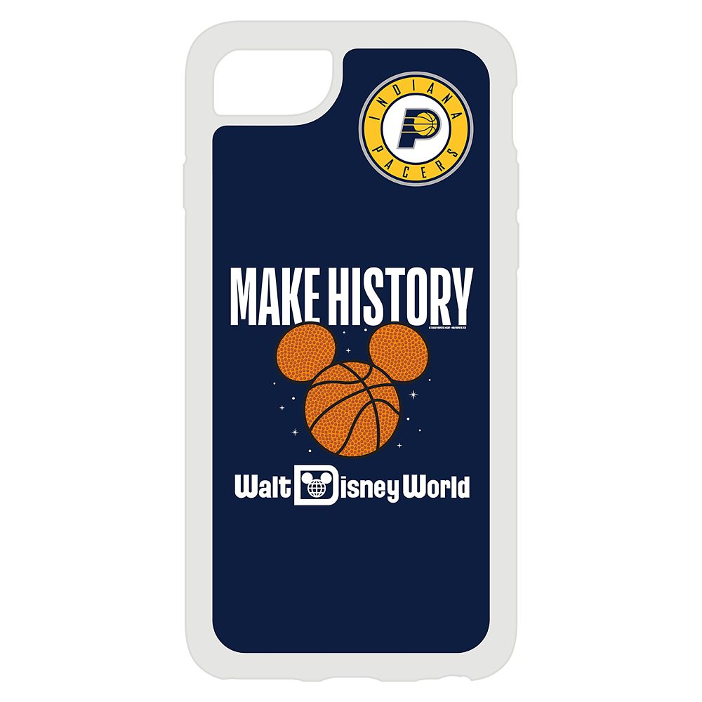 Indiana Pacers ''Make History'' iPhone Case – NBA Experience
