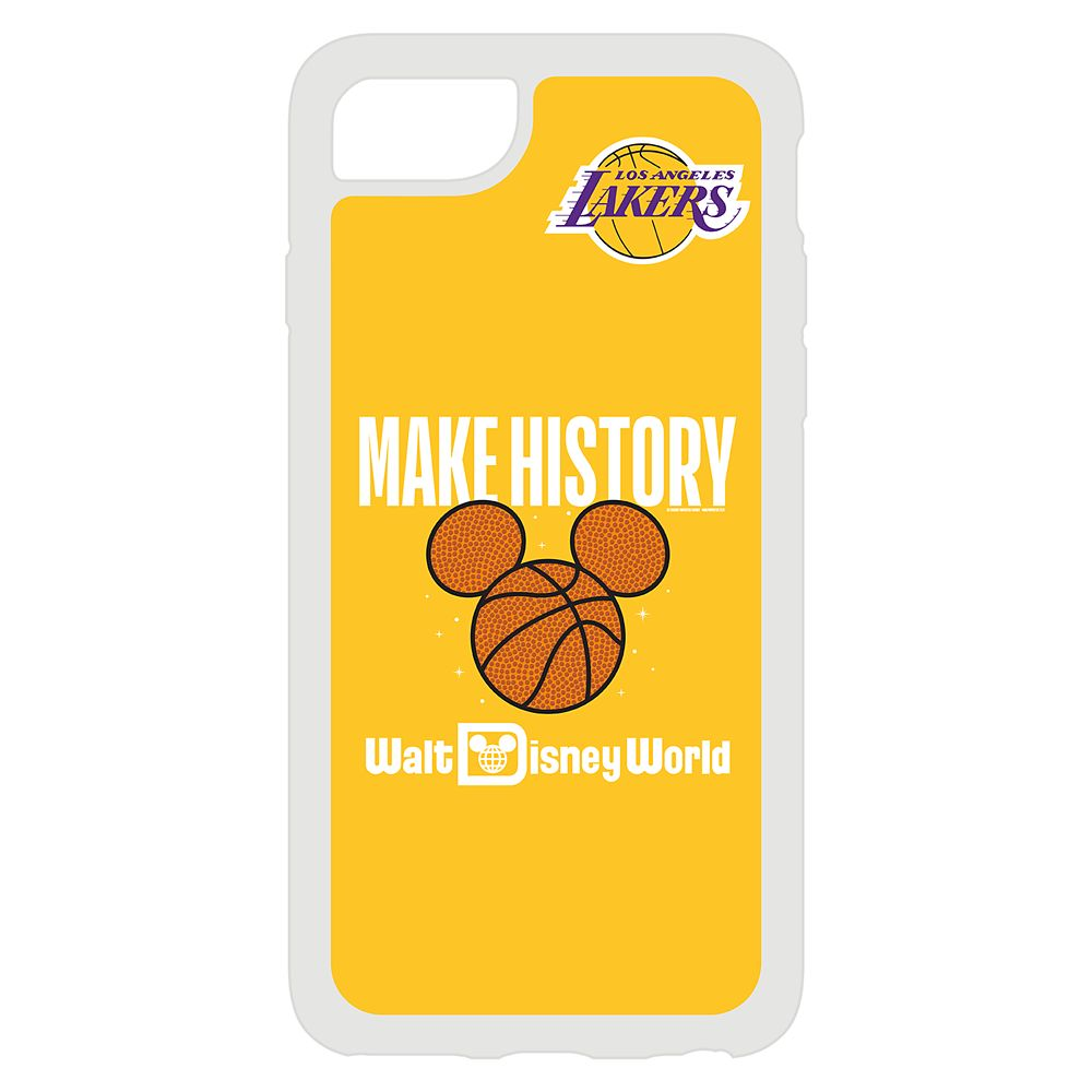 Los Angeles Lakers ''Make History'' iPhone Case – NBA Experience