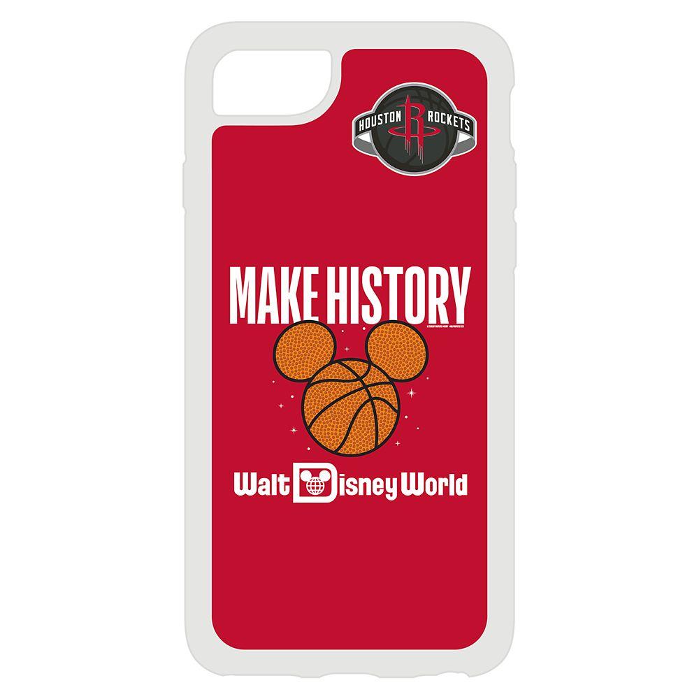 Houston Rockets ''Make History'' iPhone Case – NBA Experience