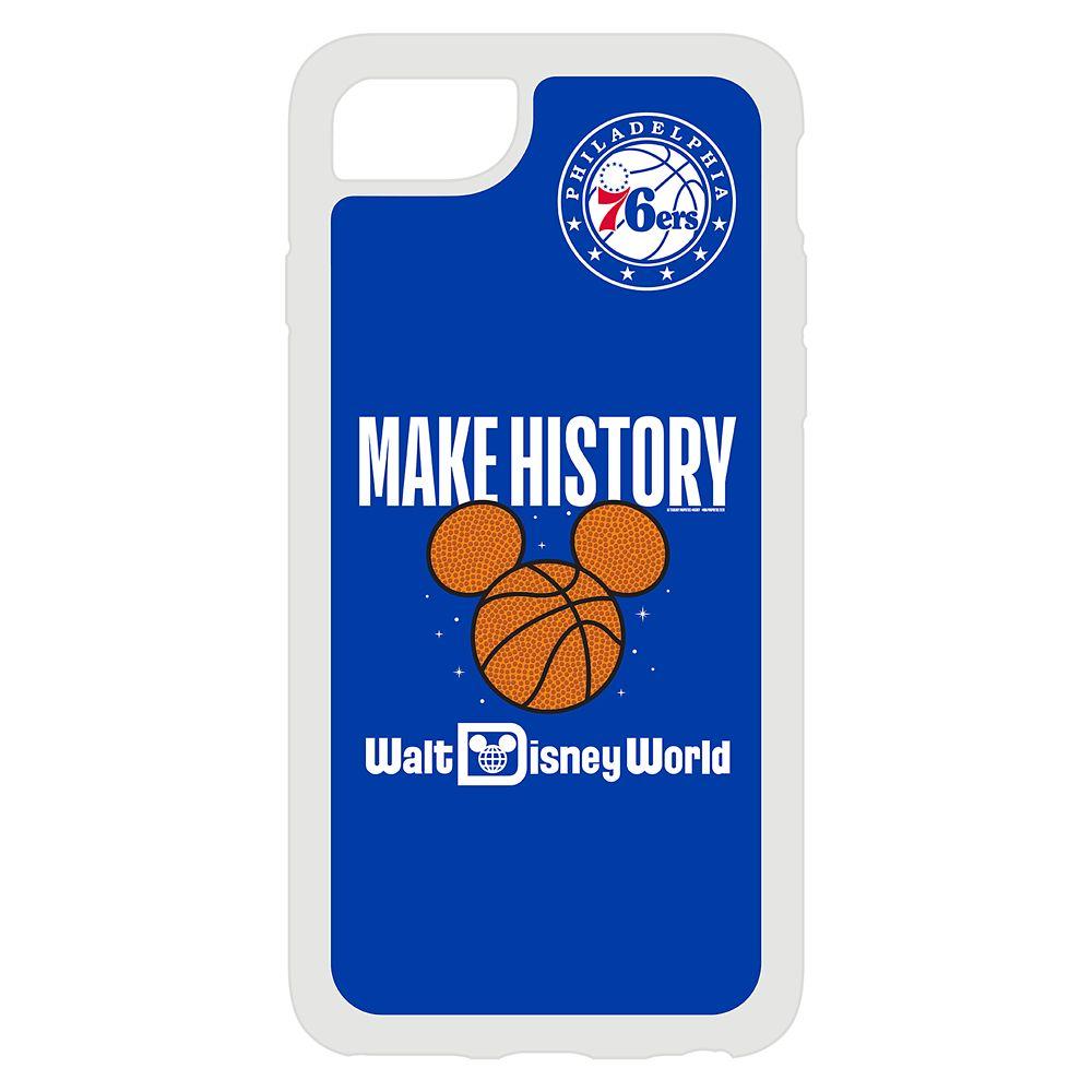 Philadelphia 76ers ''Make History'' iPhone Case – NBA Experience