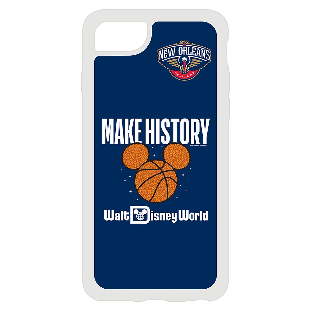 New Orleans Pelicans ''Make History'' iPhone Case – NBA Experience