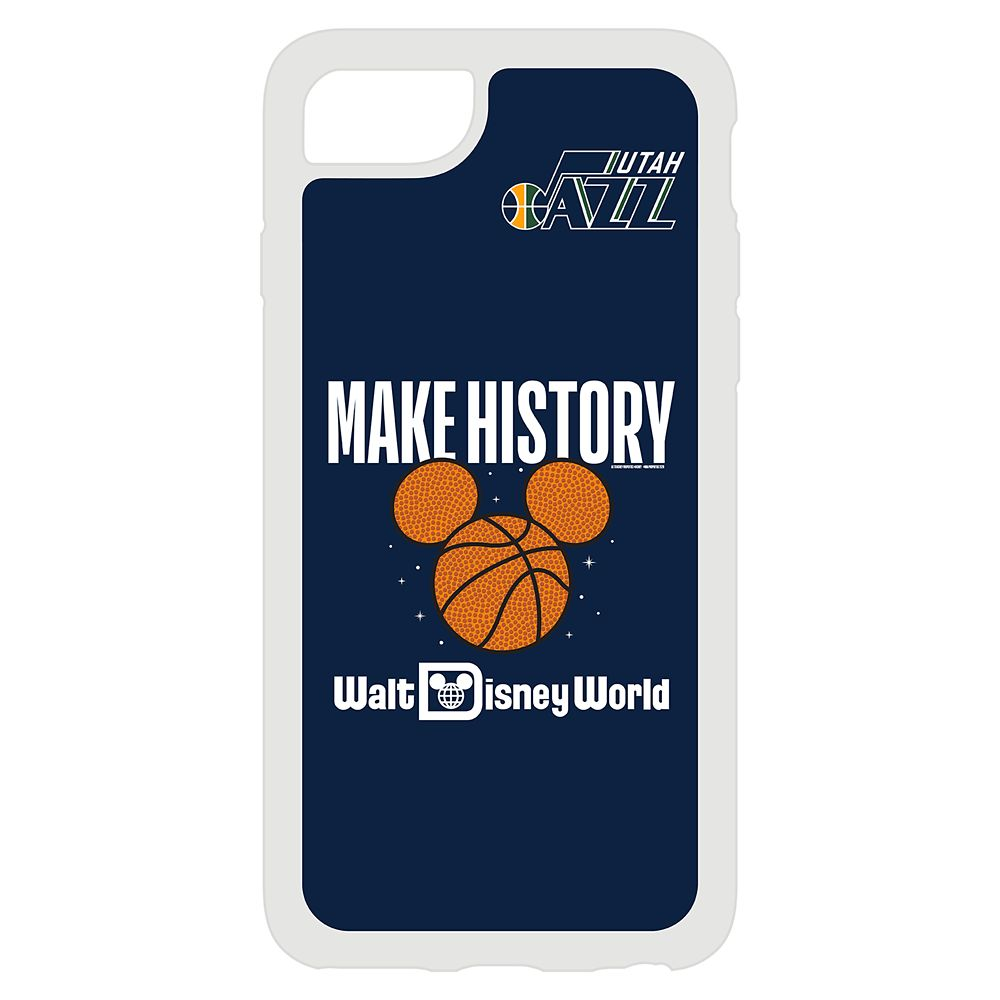 Utah Jazz ''Make History'' iPhone Case – NBA Experience