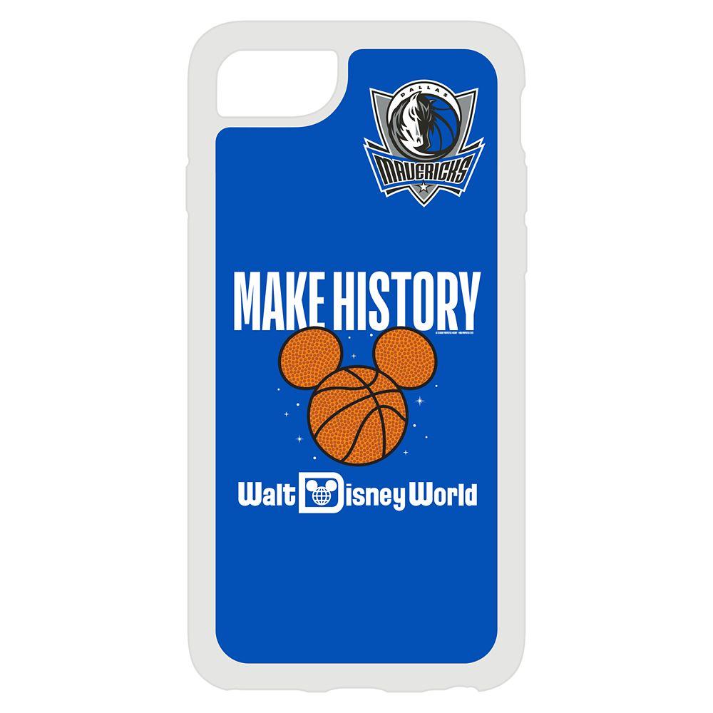 Dallas Mavericks ''Make History'' iPhone Case – NBA Experience