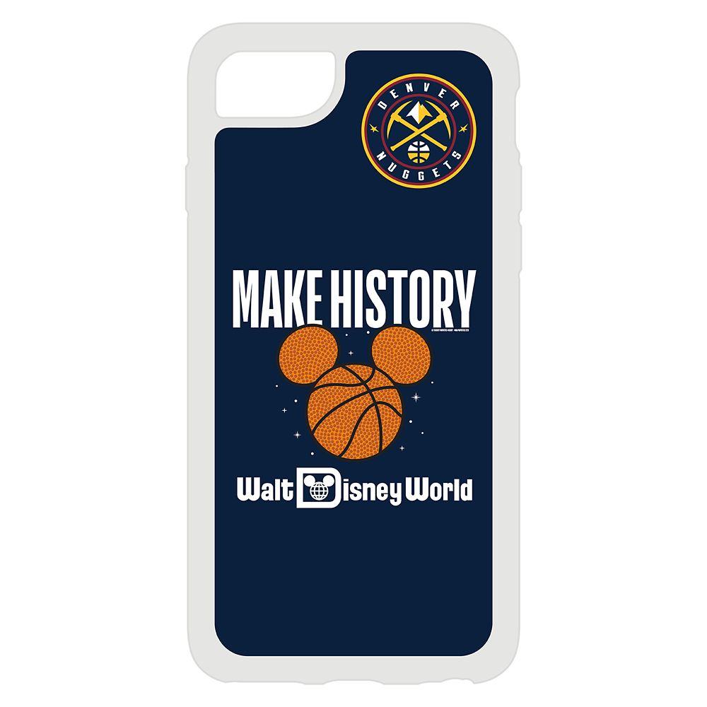 Denver Nuggets ''Make History'' iPhone Case – NBA Experience