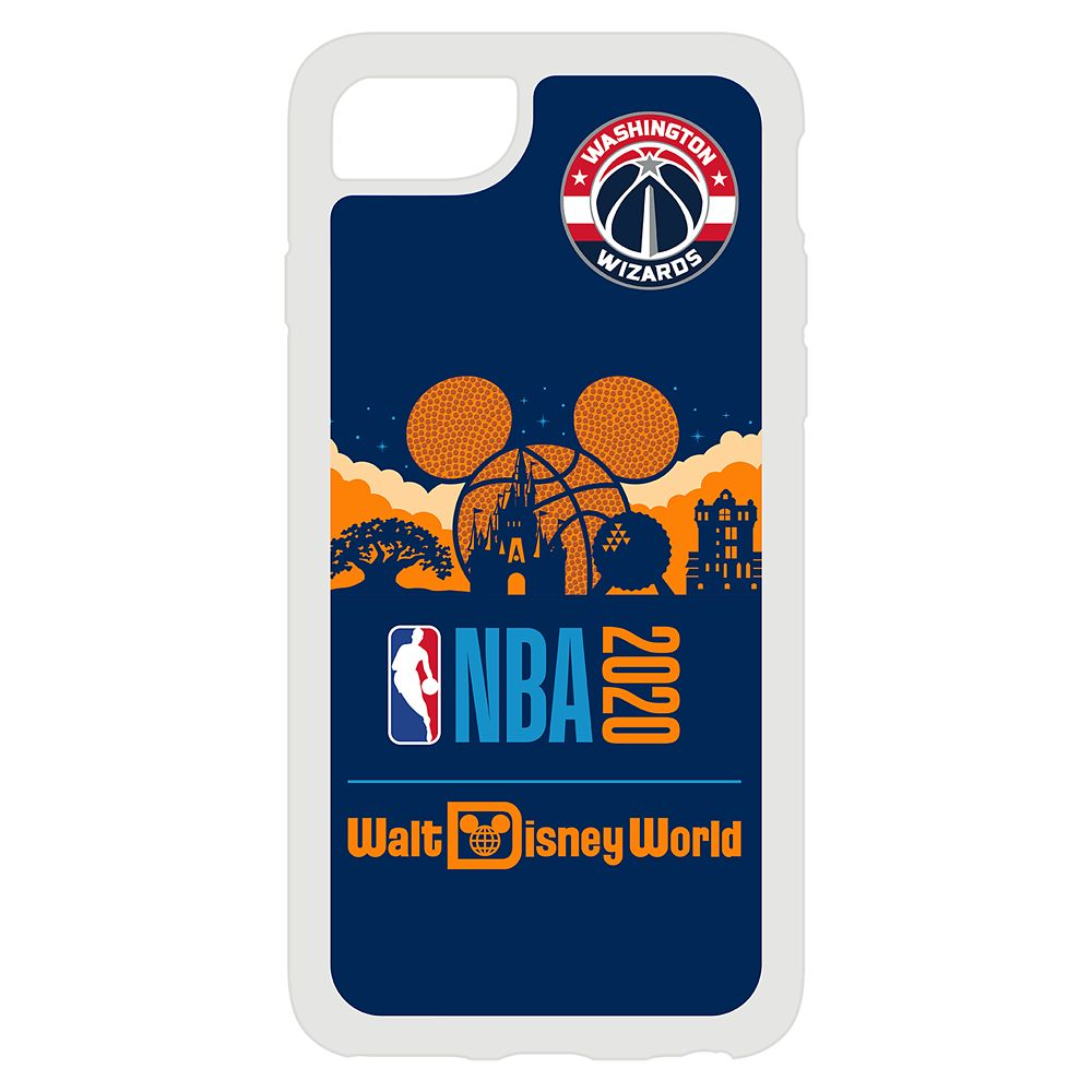 Washington Wizards ''NBA 2020'' iPhone Case – NBA Experience