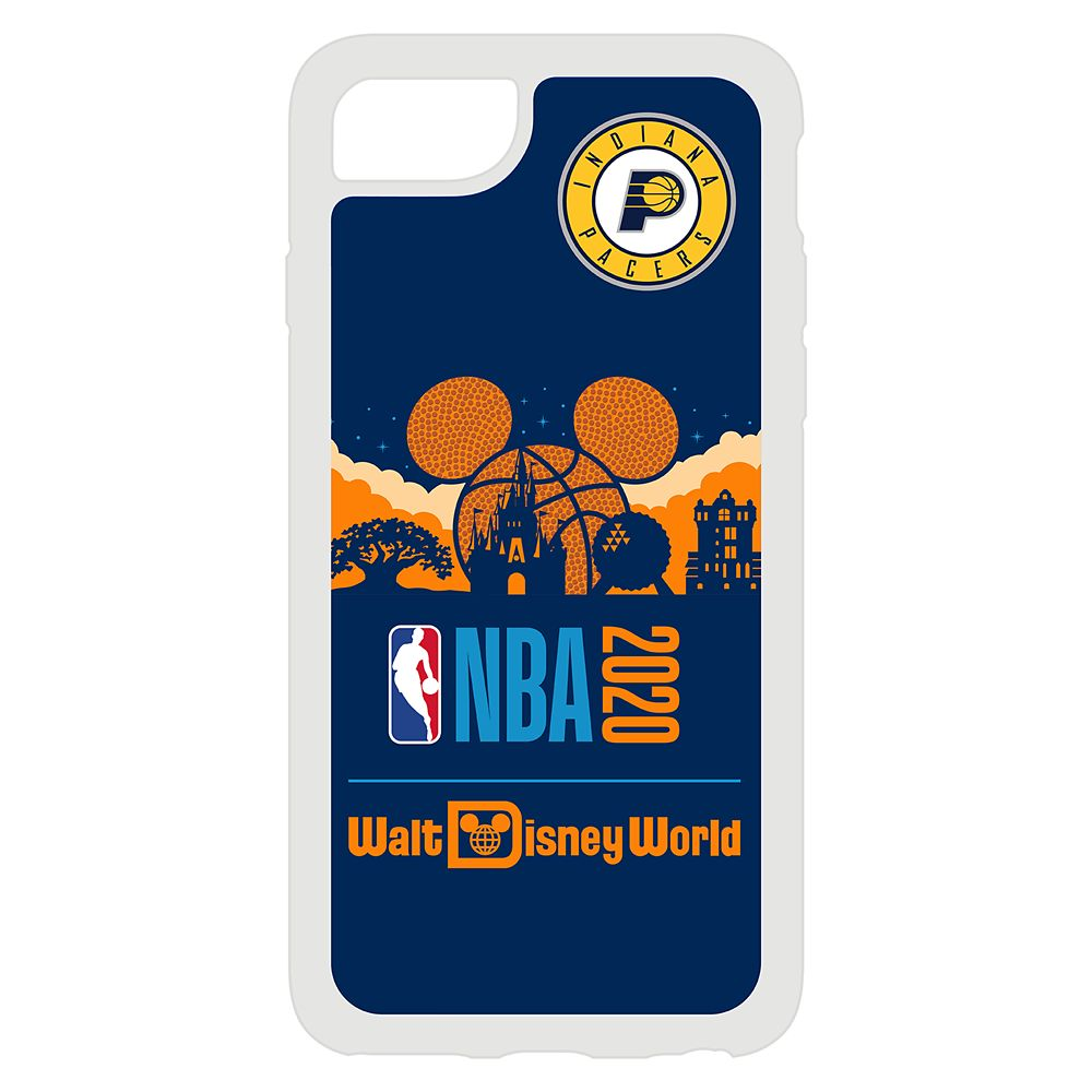 Indiana Pacers ''NBA 2020'' iPhone Case – NBA Experience