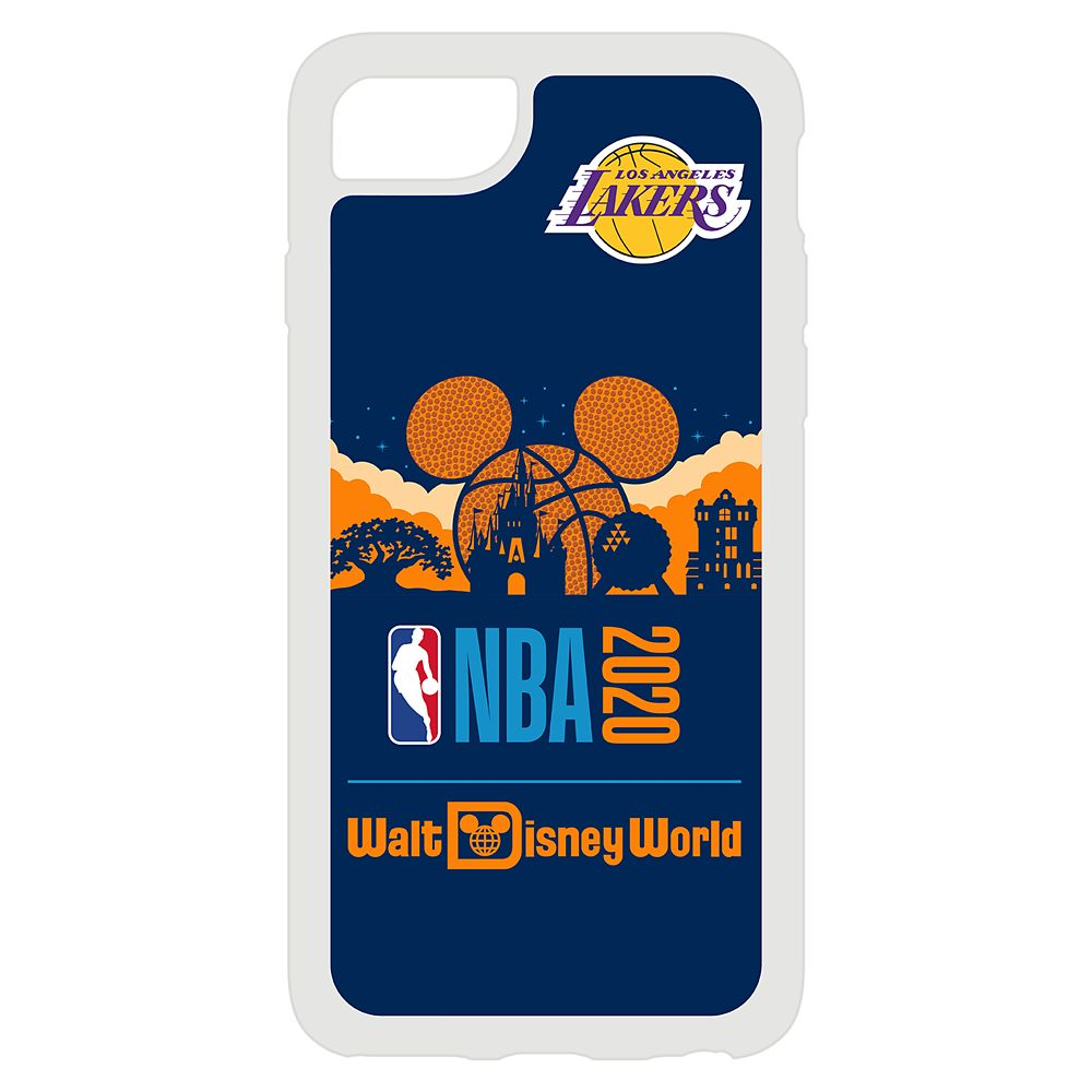 Los Angeles Lakers ''NBA 2020'' iPhone Case – NBA Experience
