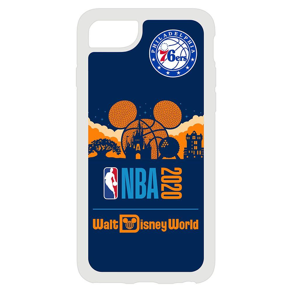Philadelphia 76ers ''NBA 2020'' iPhone Case – NBA Experience