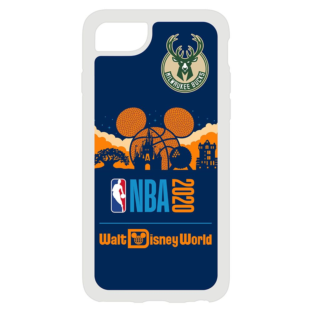 Milwaukee Bucks ''NBA 2020'' iPhone Case – NBA Experience