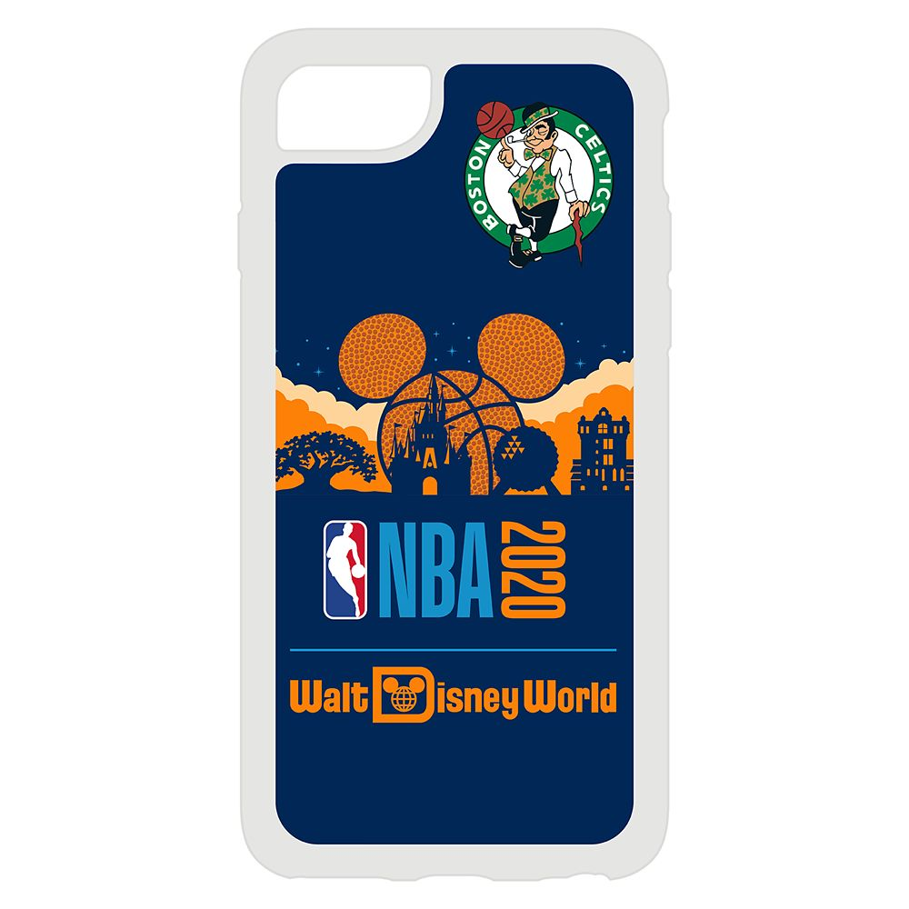 Boston Celtics ''NBA 2020'' iPhone Case – NBA Experience