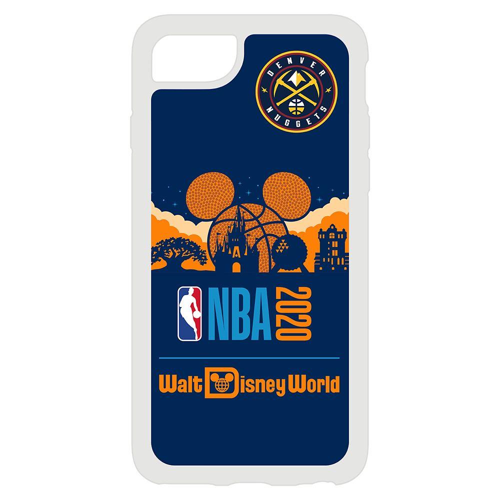 Denver Nuggets ''NBA 2020'' iPhone Case – NBA Experience