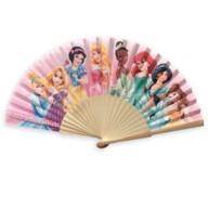 Disney Princess Folding Fan by Arribas – Walt Disney World Resort – Personalized