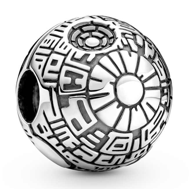 Death Star Clip Charm by Pandora Jewelry – Star Wars: A New Hope