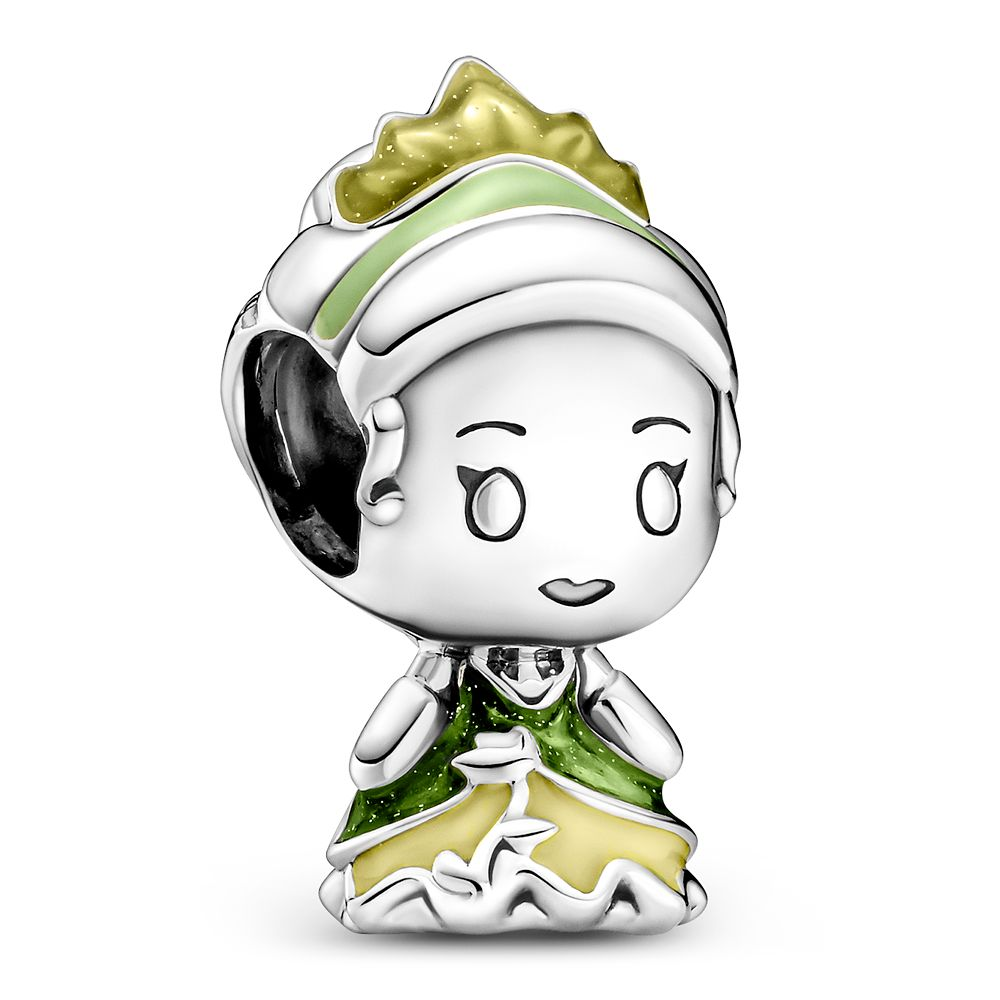Tiana Charm by Pandora Jewelry – The Princess and the Frog