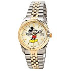 Mickey Mouse Duo-Tone Watch - Large