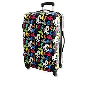 Mickey Mouse Pop Art Luggage – 26""