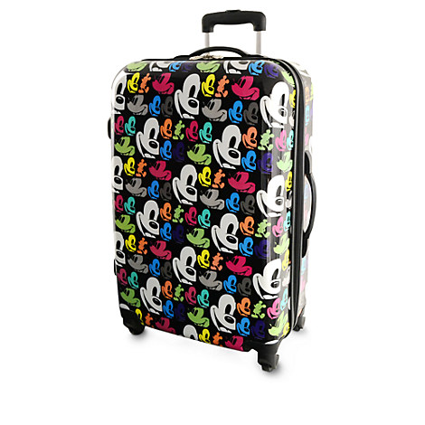 Mickey Mouse Pop Art Luggage - 26''
