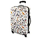 Mickey Mouse and Friends Comic Strip Luggage - 26''