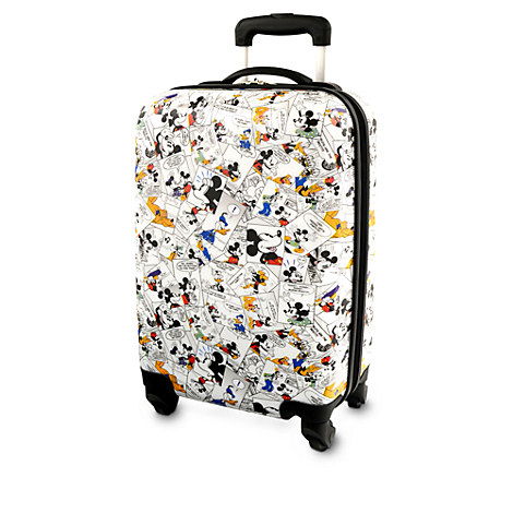 Mickey Mouse and Friends Comic Strip Luggage - 20''