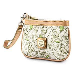 Tinker Bell Wristlet by Dooney & Bourke