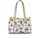 Disney Sketch Medium Shopper by Dooney & Bourke