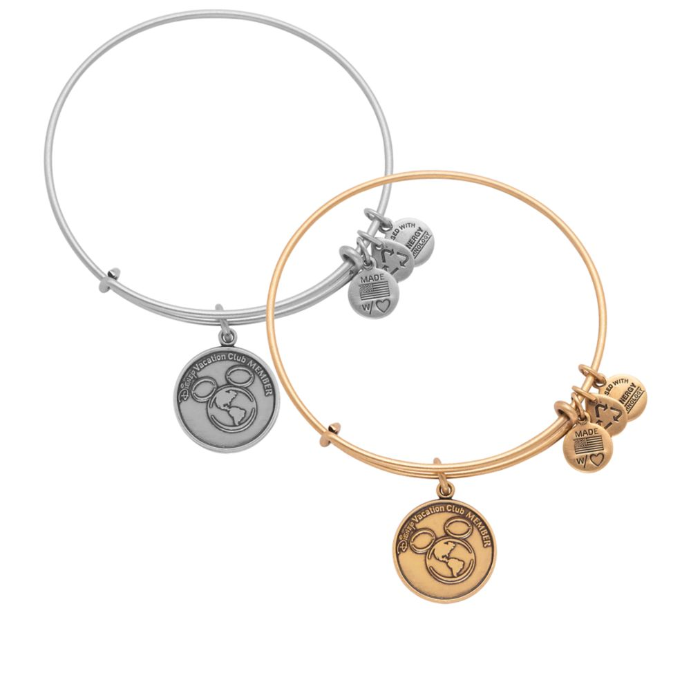 Disney Vacation Club Bangle by Alex and Ani