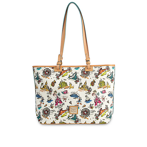 Disneyana Large Shopper by Dooney & Bourke - Disneyland