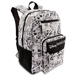 Mickey Mouse Comic Strip Backpack - Disney Cruise Line