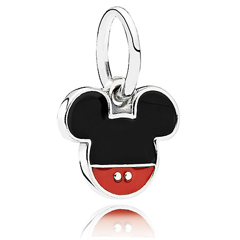 Mickey Mouse ''Mickey Icon'' Charm by PANDORA