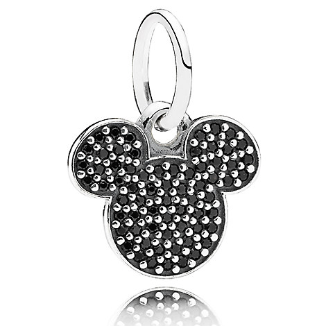 Mickey Mouse ''Sparkling Mickey Icon'' Charm by PANDORA