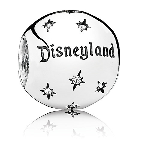 ''Disneyland Resort'' Charm by PANDORA