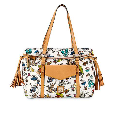 Disneyana Smith Bag by Dooney & Bourke - Walt Disney World