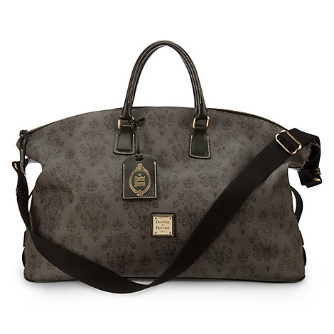 The Haunted Mansion Weekender Bag by Dooney & Bourke