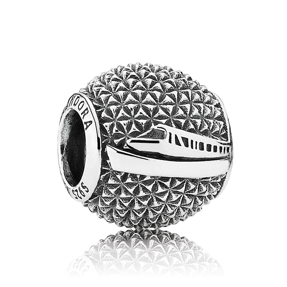 Epcot ''Spaceship Earth'' Charm by Pandora Jewelry