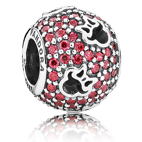 Minnie Mouse Silhouettes Charm by PANDORA