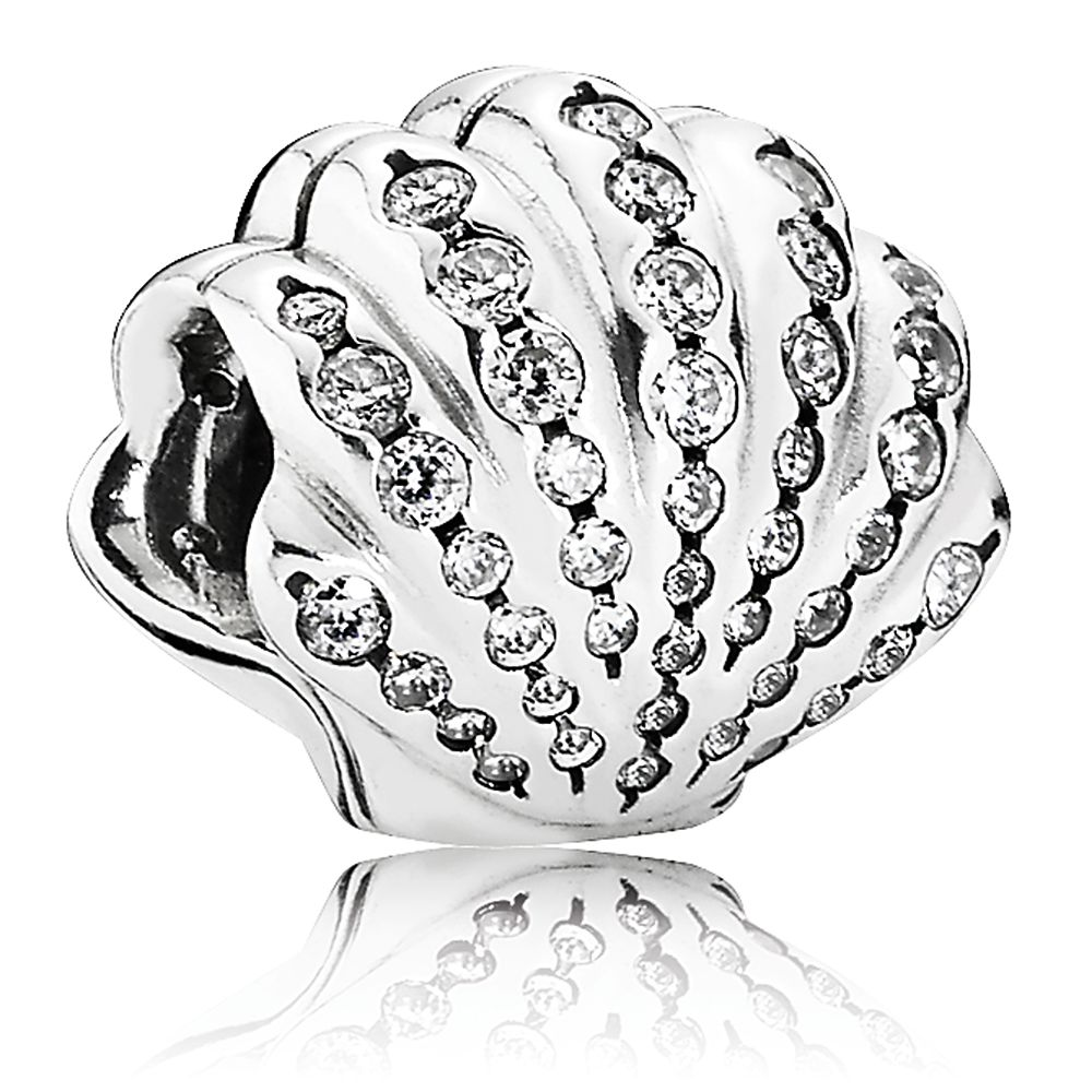 Ariel Shell Charm by Pandora Jewelry