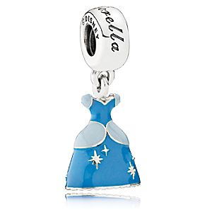 Cinderella Dress Charm by PANDORA