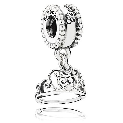 Cinderella Tiara Charm by PANDORA