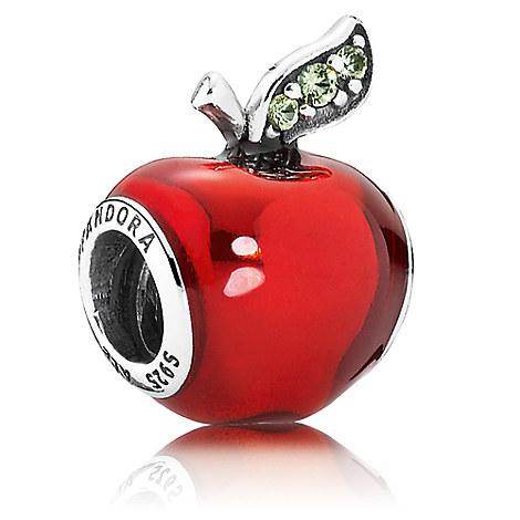 Snow White Apple Charm by PANDORA