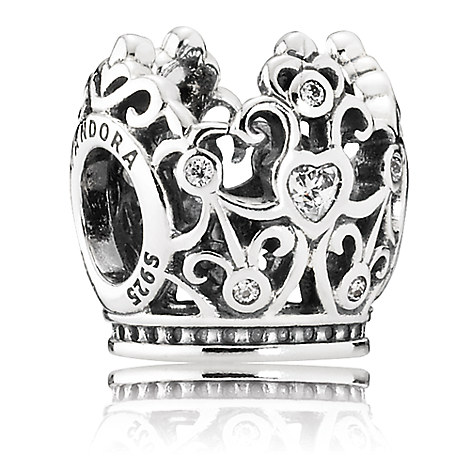 Disney Princess Crown Charm by PANDORA