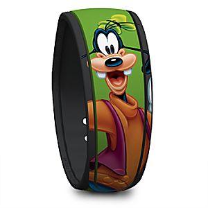 Goofy Signature Disney Parks MagicBand