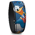 Donald Duck Signature Disney Parks MagicBand