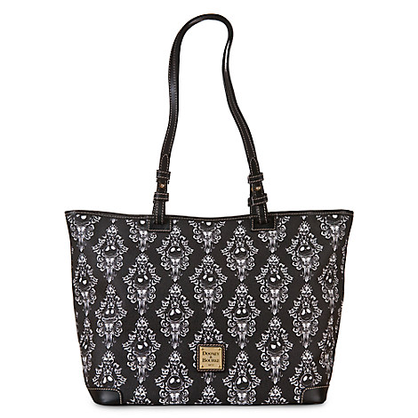 Jack Skellington Shopper Tote by Dooney & Bourke